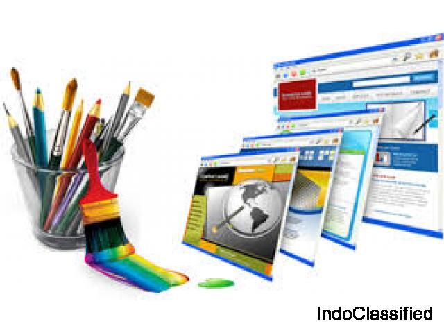 Website development and Logo Designing services.