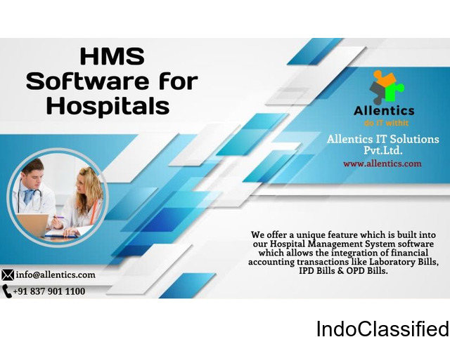 Patient Management software | Hospitality Management Software Systems