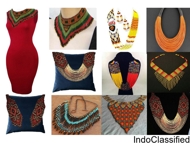 Beaded Jewellery collection
