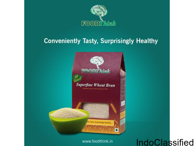 High Fibre Superfine Wheat Bran