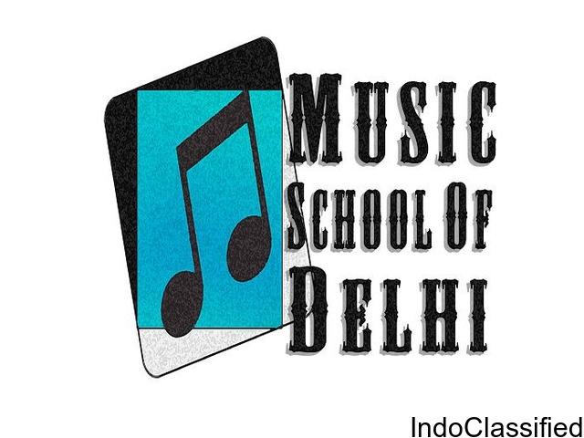 Guitar Classes in Delhi