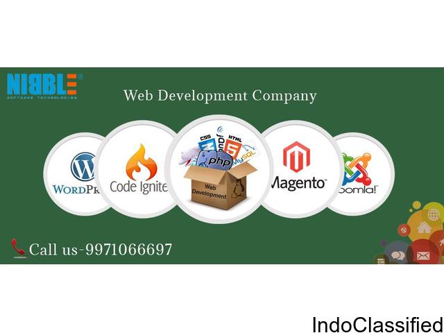 Static website design services