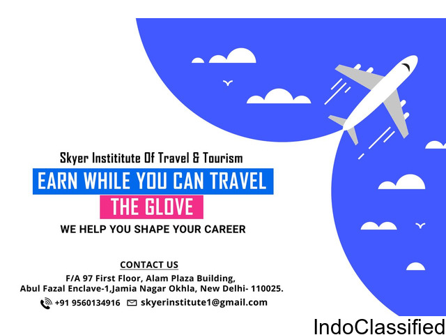 Travel and Tourism Graduate Programs in Delhi