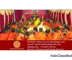 Homam & Puja Booking  Services  Chennai, India - Sathya Shastrigal