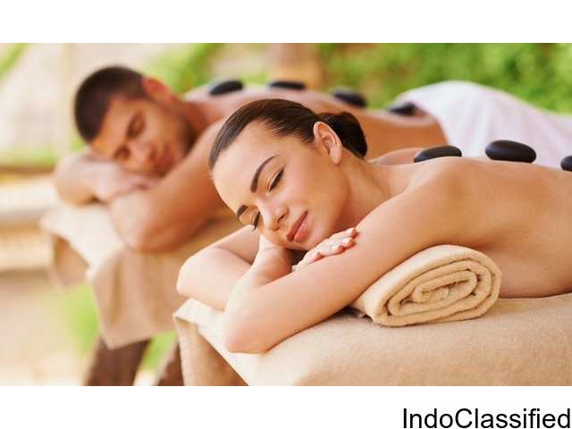 Nice, Cute Staff For Your Body Massage in Saket Delhi