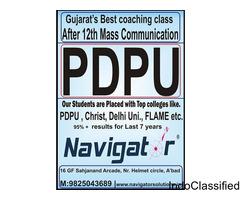 NAVIGATOR PDPU 2018 Liberal studies Exam coahcing in ahmedabad gujarat