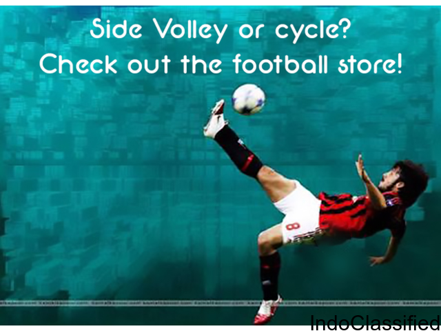 Online Sports Shopping India