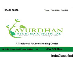Ayurdhan Ayurveda Treatment for Weight Loss