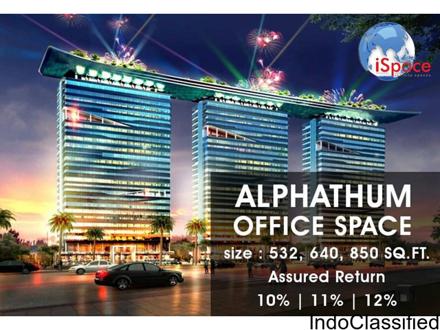 Buy Commercial Office Space in Alphathum Sector 90 Noida.