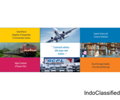 Rcpl Logistics offering complete logistics solutions in India.