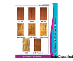 Teak Wooden Doors and Teak Wood Furniture Manufacturer and Supplier