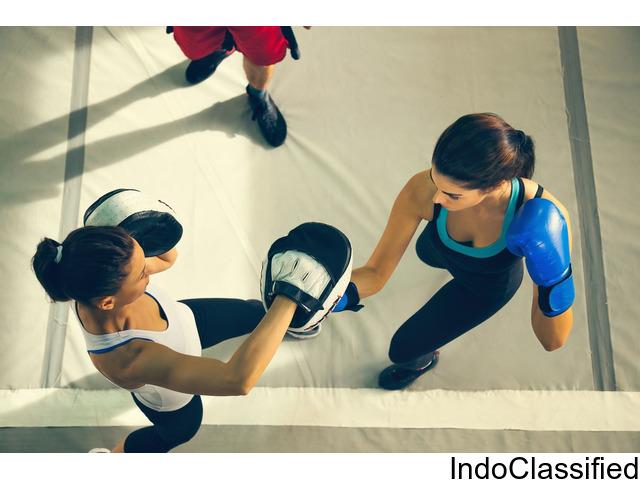 Combat Workout: An Inspiration From Martial Art