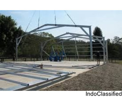 Steel Shed Manufacturers Noida