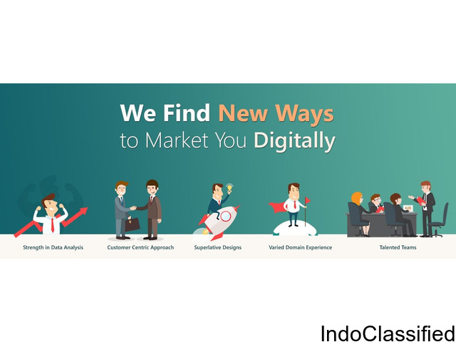 India's best digital Marketing Services Providing Company