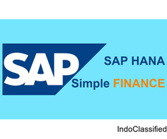 SAP Simple Finance Online Training