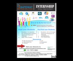 Job Assured Training | Free International Certification Freshers |Coimbatore Palakkad Trichy|
