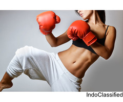 High Powered, Fast Paced MMA Workout