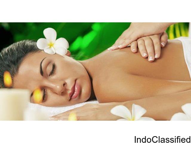 Full Body Spa in Saket, Massage Centre in South Delhi