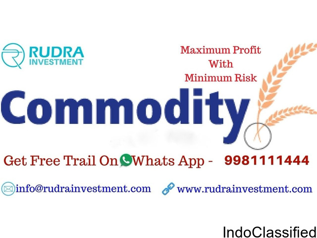 MCX Market And Trading Strategy For Earning Money