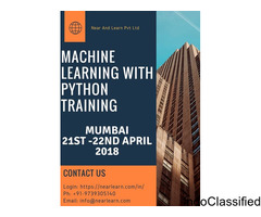 Enroll Today - Machine Learning Training Mumbai