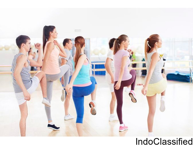 Increase Your Heart Rate with Aerobic Classes in South Delhi