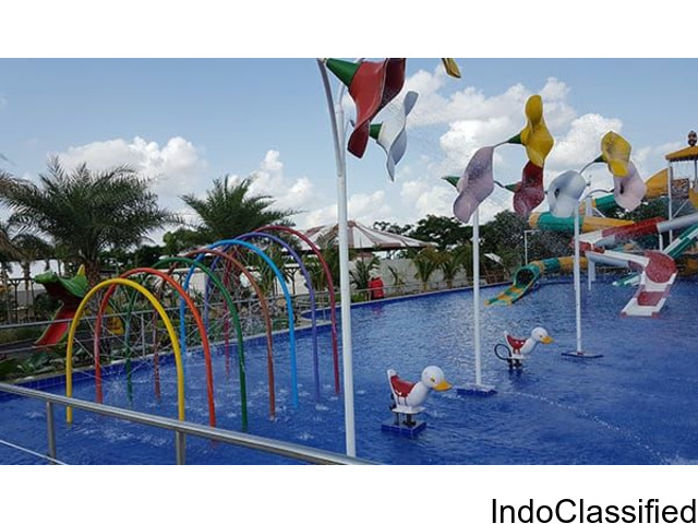 Aqua park Family rides water park in Hyderabad | wild waters