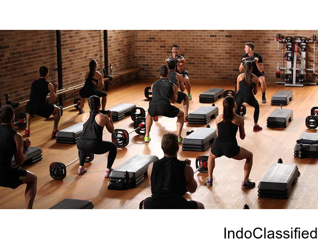 Effective High Intensity Interval Training Classes