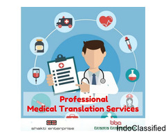 Professional Medical Translation Services
