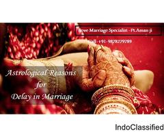 Indian astrologer in canada - Pt. Aman Shastri