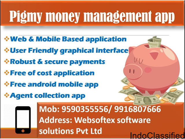 The Best Software with Reasonable Pigmy Collection Machine Price in Bangalore