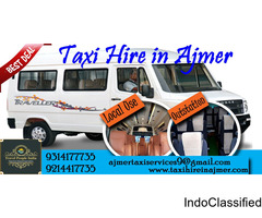 Ajmer Car And Coach Rental, Tempo Travel Hire In Ajmer