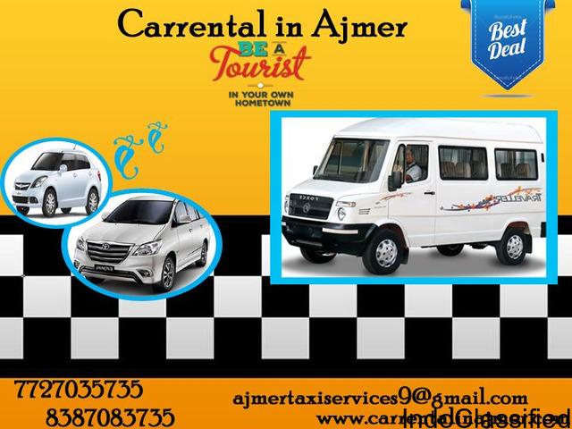 Car Rental In Ajmer Rajasthan , Car Rental Services In Ajmer