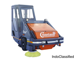 Latest Cleanland GL-SHAKTI-009 Model Premium Sweeping Machine
