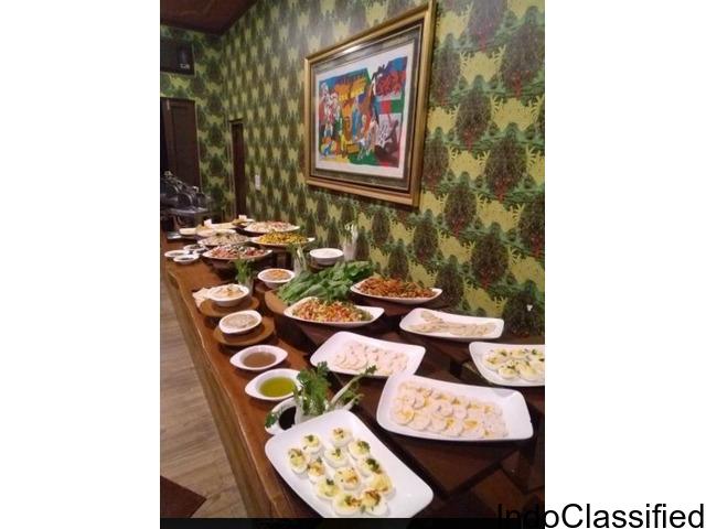 Dining Restaurants in Jim Corbett