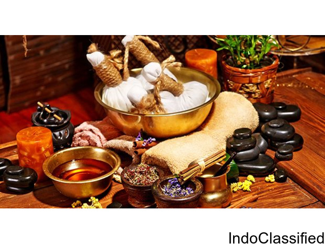 May 21st – Ayurveda Massage Therapy Courses