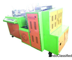 Paper glass making machine in India - Greentech