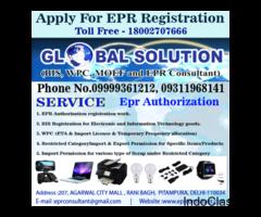 Import License Agent India