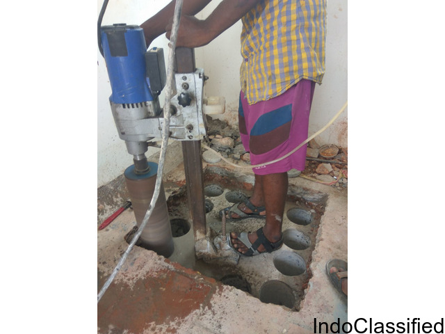 Ganmar Core Cutting Contractors in Chennai india