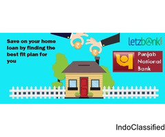 Know Avail PNB Home Loan Lowest ROI through Letzbank