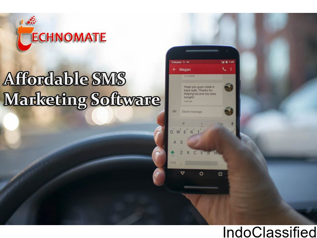 Affordable SMS Marketing Software