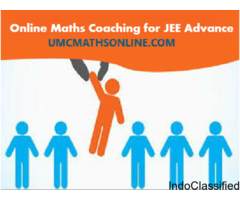 Online Maths Coaching for JEE Advance