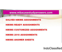 NMIMS JUNE 2018 CUSTOMIZED ASSIGNMENTS B2B Marketing