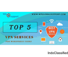 Top VPN Services for WordPress Users