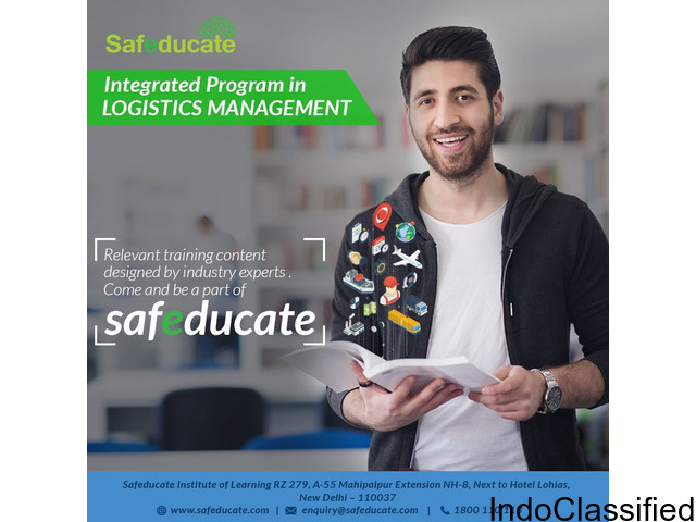 Best diloma course for graduate in logistics management