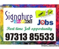 132 Online Job Without Registration and Investment | 9731385533