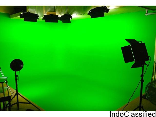 Green Matte Studio In Chennai - Cube Media Works