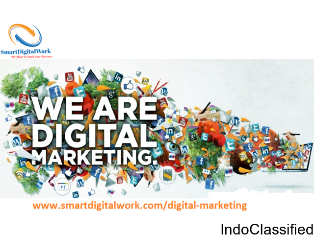 Digital Marketing Services in Delhi - SmartDigitalWork