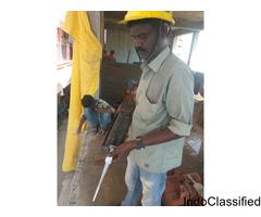 Ganmar Hilti Rebar grouting Contractors in Chennai india