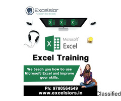 Best Excel Training Institute