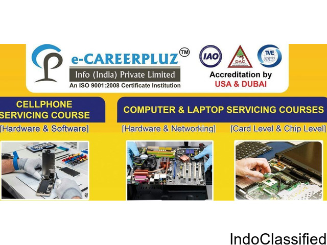 Laptop chip level servicing course